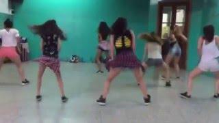 franco el gorila-bailame-coregrafia laura villalba