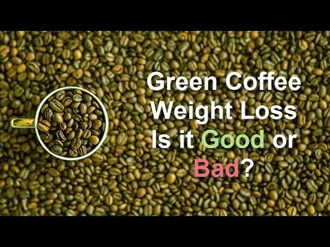 Effects of green coffee