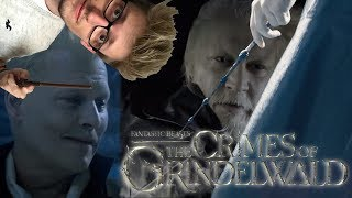 FINAL Fantastic Beasts: The Crimes Of Grindelwald TRAILER REACTION