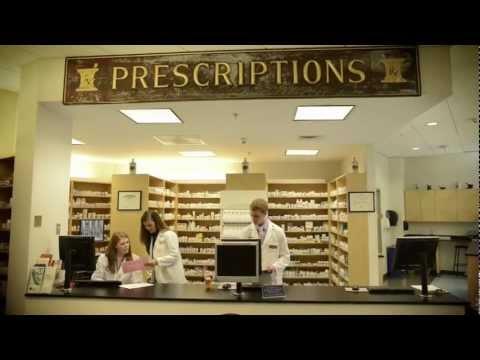Lecom Pharmacy Campus Tour