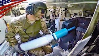 M1エイブラムスの車内映像 : 装填手・操縦手・砲手・車長 thumbnail