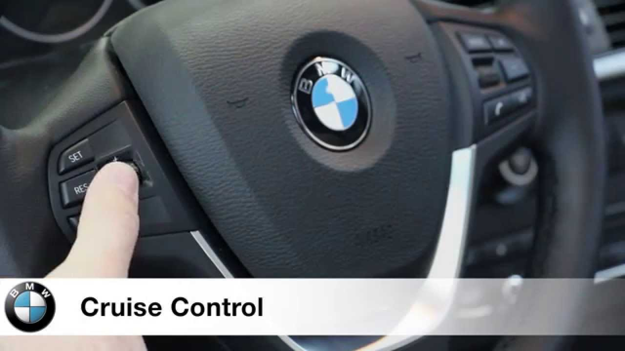 Tutorial Multifunctional Buttons On Your Bmw Steering Wheel Youtube