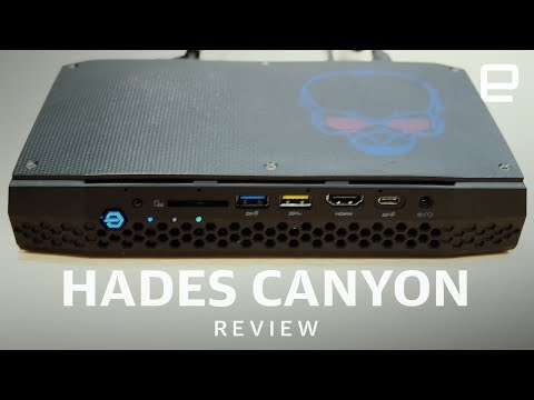 Intel Hades Canyon NUC review