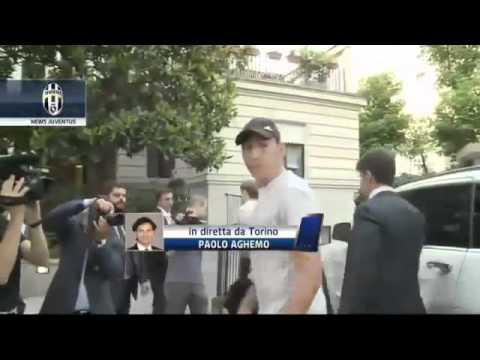 Juventus – Visite mediche a Torino per Lucio – CALCIO MERCATO – SKY SPORT