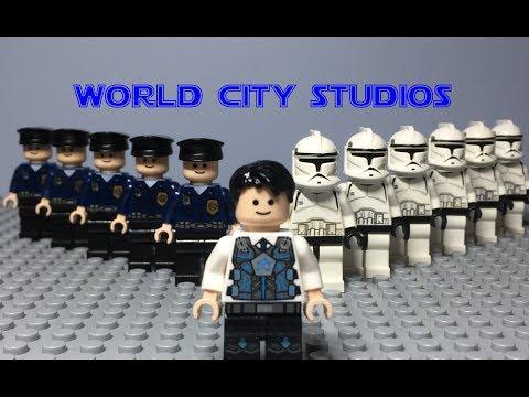 World City Studios Logos (2014 - 2018)