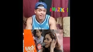 """Moira Dela Torre sings """"You Are My Sunshine""""  (REACTION ON WISH )"""
