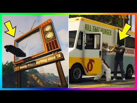 15 Things You MIGHT NOT KNOW About In GTA Online!