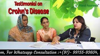 Baixar Alternative Treatment for Crohn's Disease - Real Testimonial
