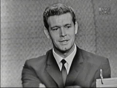 What's My Line? - Stephen Boyd; Otto Preminger [panel] (Dec 11, 1960)