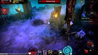 Indie Impressions - Akaneiro: Demon Hunters (Beta)