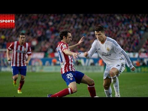 Atletico Madrid vs Real Madrid (Ronaldo Returns)