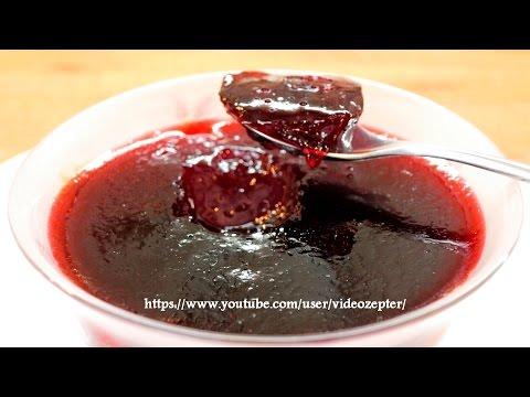 Конфитюр из красной смородины / How to make Redcurrant jelly ♡ English subtitles