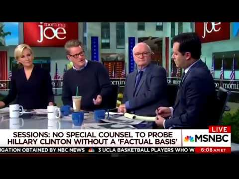 Morning Joe on Uranium One 'Dumb Conspiracy Theory', 'Clown Show', Debunked So Many Times
