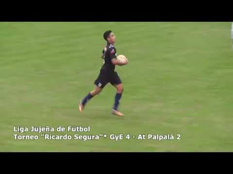 LigaJujeña | Fecha - Gimnasia y Esgrima de Jujuy 4 - Atlético Palpalá 2.