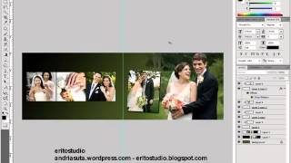 tutorial membuat album kolase wedding - bahasa indonesia.mp4