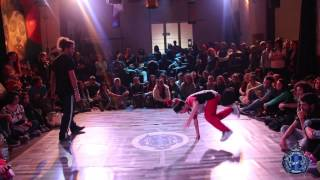 ITALY BEST FLAVA 2014 | HOUSE | 1/4 FINAL | FILO VS NIKTEN