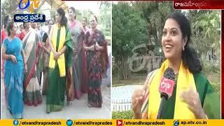 Adireddy Bhavani Interview | Rajamahendravaram Constituency | Assembly Polls