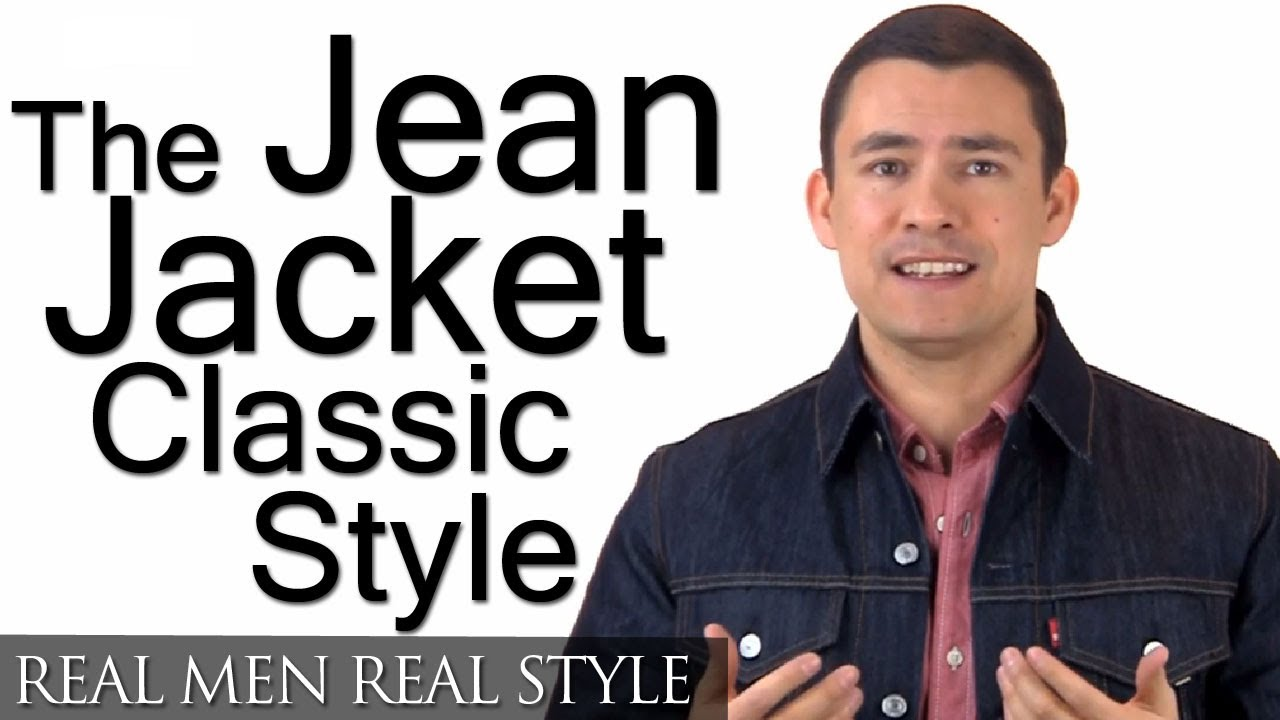 How To Buy A Jean Jacket Man S Guide To Denim Jackets Levis