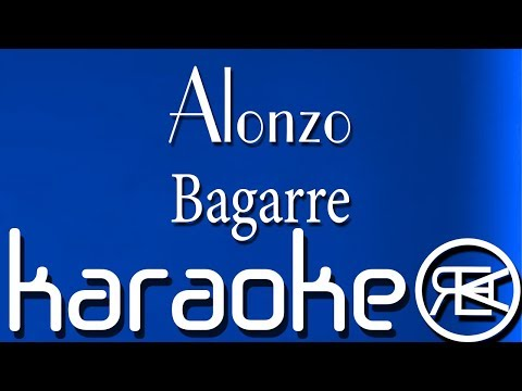 Alonzo - Bagarre ( Karaoke Paroles )