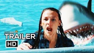 FRENZY Official Trailer (2018) Shark Horror Movie HD