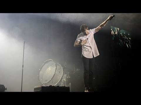 Imagine Dragons - Chile 2015 Smoke + Mirrors World Tour Premiere