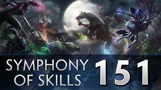 Dota 2 Symphony of Skills 151