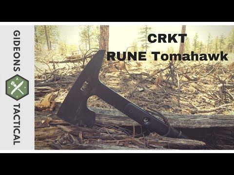 Why It Rocks: CRKT Rune Tomahawk