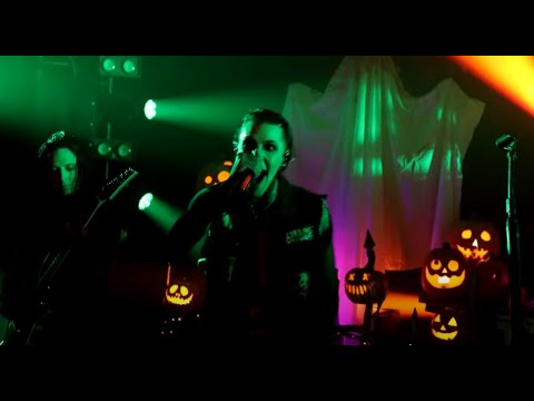 """Motionless In White release """"Creatures X: To The Grave"""" 'deadstreamed' live...!"""