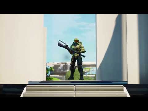 Master Chief Does Best Mates