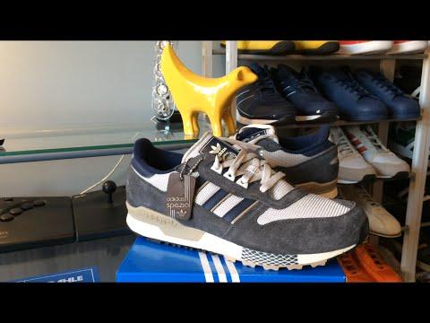 hot sale online d40ce b3552 Adidas Kirkdale SPZL (trainer unboxing)