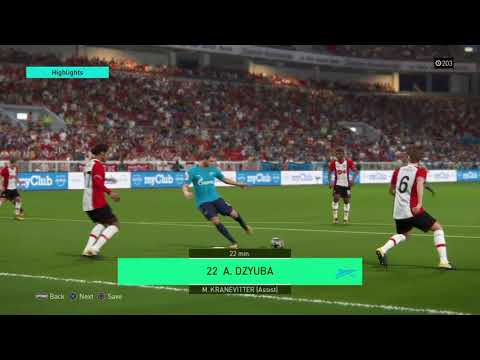 Ja(Southampton)- Kepa(Zenith) 1-4
