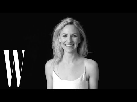 Mickey Sumner Confesses Her Cinematic Crush - YouTube