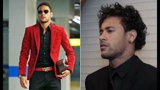 Neymar Jr  Swag Clothing  Looks  2017  HD