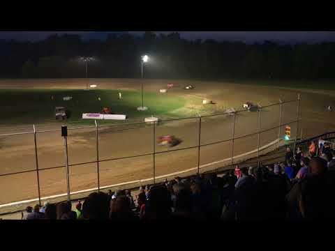 Muskingum County Speedway ModLite Heat August 2018