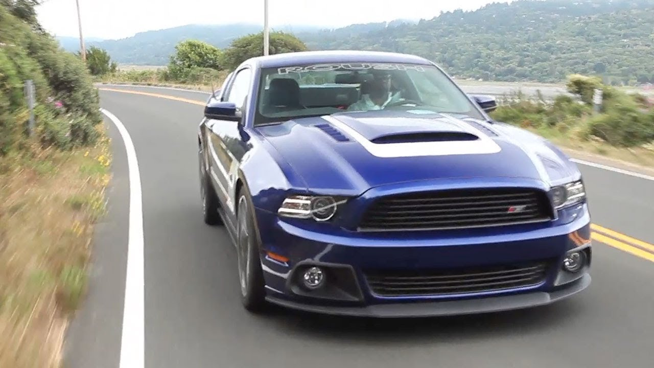 Is Roush\'s Stage 3 The Best Mustang You Can Buy? -- /TUNED - YouTube