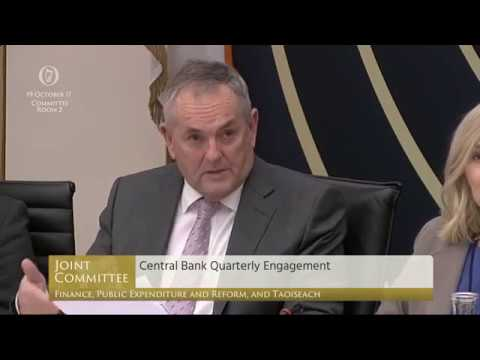 Central Bank says Ireland does not have a zero tolerance approach