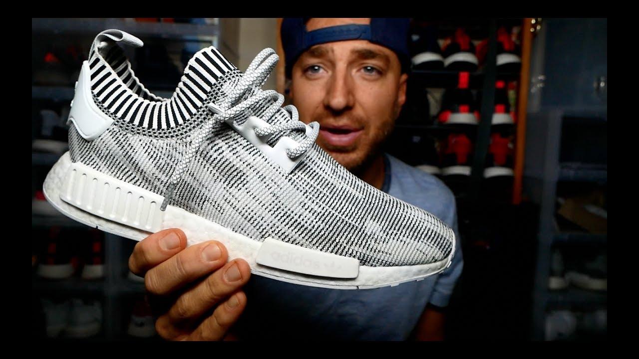 ¡Como quitar las rayas de Adidas PK NMD!YouTube