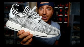 How to remove the stripes from your Adidas PK NMD's!