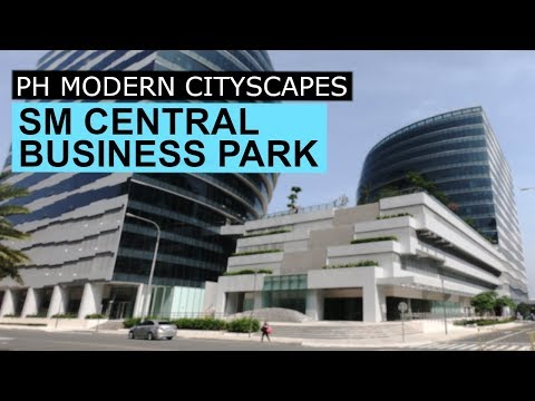 SM Central Business Park Bay City Philippines