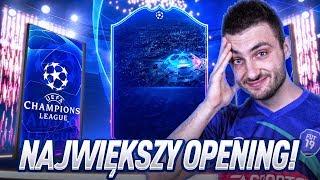 NAJWIĘKSZY PACK OPENING W FIFA 19 !