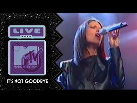 Laura Pausini - It's Not Goodbye (Live MTV 2003)