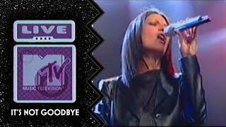 Laura Pausini It S Not Goodbye Live MTV 2003