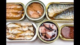 Рыбные консервы польза или вред? Состав, советы врачей
