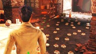 Fallout 4 - 400 NUKE EXPLOSION