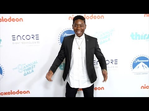 RJ Cyler 9th Annual Thirst Gala Event