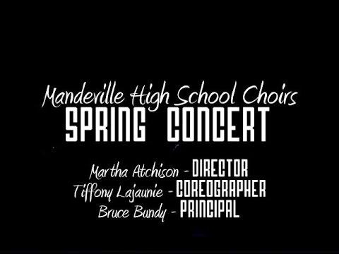 Mandeville High School- Spring Concert