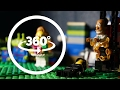 LEGO Edna Krabappel Loves These Kids VR 360 Part 4 Funny Stop Motion Animation