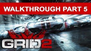 GRID 2 - PC Walkthrough Gameplay Part 5 (HD 1080p)