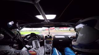 Koenigsegg One:1 At Suzuka Circuit, Japan - 720p