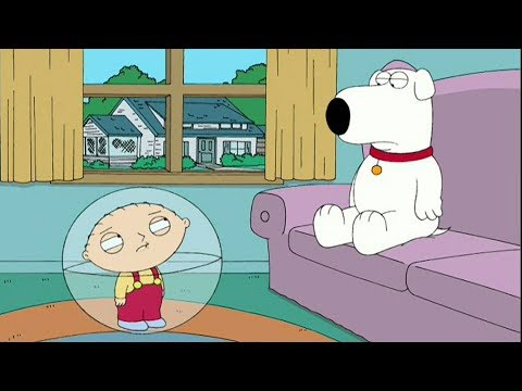Stewie In A Giant Ball